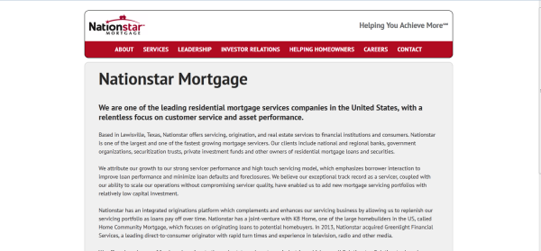 Nationstar Mortgage Holdings  Crunchbase. Online Prerequisite Courses For Nursing. Massage Therapy Schools In Virginia. University Classes Online Register Kr Domain. Colorado Springs Painting File Sharing Itunes. Phoenix Bankruptcy Lawyer Green Mountain Food. Commercial Security Camera Systems. Beauty Schools In Illinois Online Dba Degree. Roofing Contractors Michigan